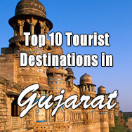 Top ten tourist destinations in Gujarat
