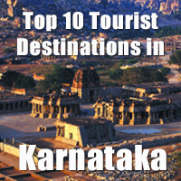 Top ten tourist destinations in Karnataka