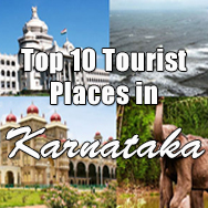 Top ten tourist places in Karnataka