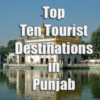 Top ten tourist destination in Punjab