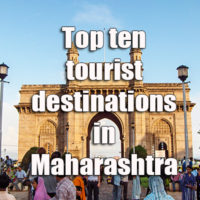 top ten destinations in Maharashtra