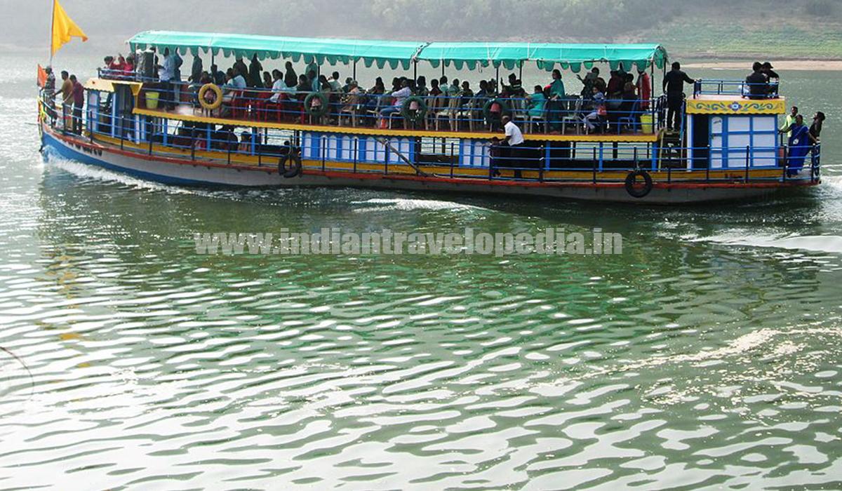 Top Ten tourist places in Andhra Pradesh_Papikondalu