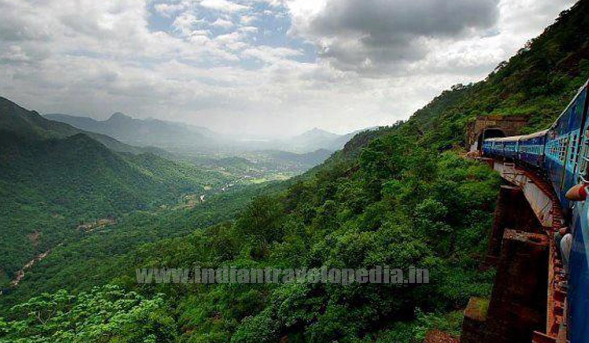 Top Ten tourist places in Andhra Pradesh_araku valley